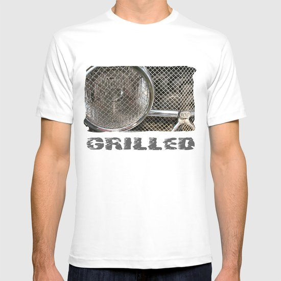 Grilled T-shirt
