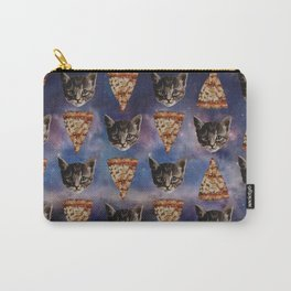Kitten Pizza Galaxy  Carry-All Pouch