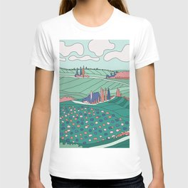 Tuscany #1 T-shirt