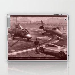New But Old School GTA Laptop & iPad Skin