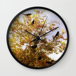 The Posse Wall Clock