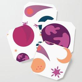 Universe Pattern Coaster