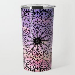 SUNSET MANDALA Travel Mug