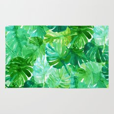 Welcome to the Jungle Palm Rug