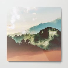 Mighty Mountain #society6 #decor #buyart Metal Print