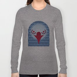 Geometric Eagle Long Sleeve T-shirt