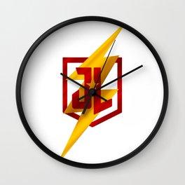 Speed Man Wall Clock