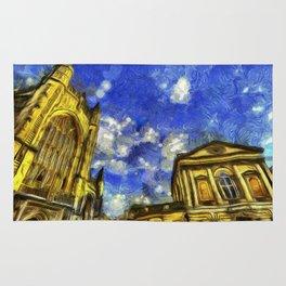 City Of Bath Vincent Van Gogh Rug