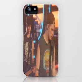Calum Hood.Michael Clifford  iPhone Case