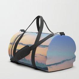 Sailboat Sunset Duffle Bag