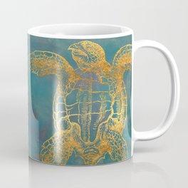 Deep Sea Life Turtle Coffee Mug