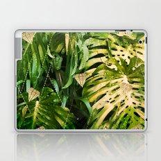 Leaf & gold Laptop & iPad Skin