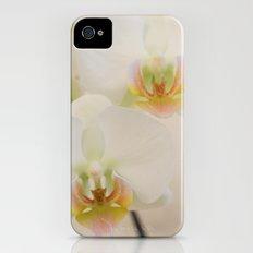 Orchids iPhone (4, 4s) Slim Case