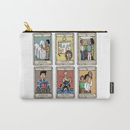 Office Tarot - Series 2 - Agile Carry-All Pouch