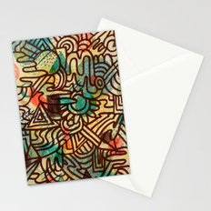 Random Memories Stationery Cards