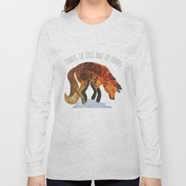We Are Wild. Long Sleeve T-shirt