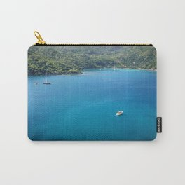 Labadee Haiti Carry-All Pouch