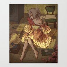 The Light Room Canvas Print