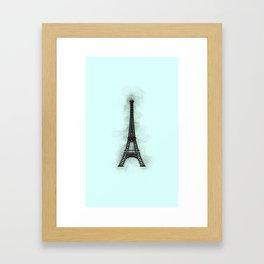 Eiffel Tower - Paris Framed Art Print
