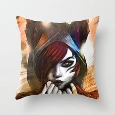 League of Legends XAYAH Throw Pillow