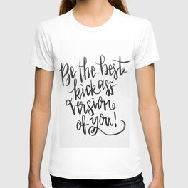Best version of you T-shirt
