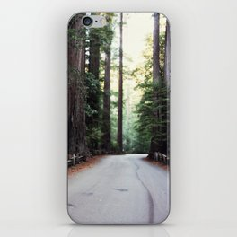 big basin iPhone Skin