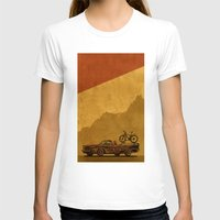 adventure T-shirts featuring Adventure by barmalisiRTB