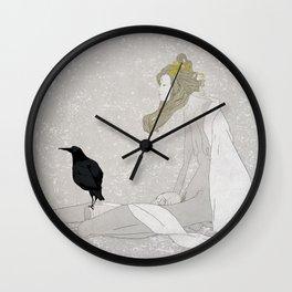 地獄太夫 (望郷) - JIGOKUDAYU (BOUKYOU) Wall Clock