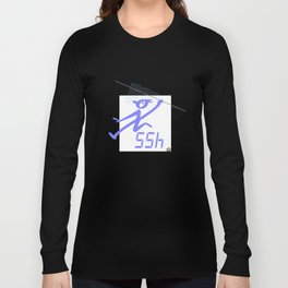 javelin record time Long Sleeve T-shirt