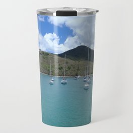 Boats  Travel Mug