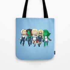Super BFFs 2 Tote Bag