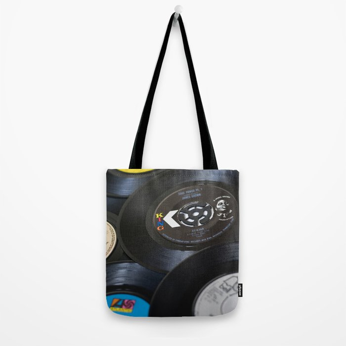 Sounds of the 70s III Tote Bag
