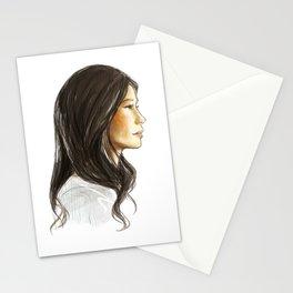 elementary: jw Stationery Cards