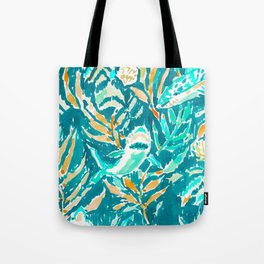 SHARK BITE Tote Bag