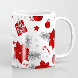 Christmas decoration pattern  Coffee Mug