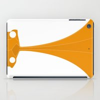 f1 iPad Cases featuring Silhouette Racers - McLaren F1 by Salmanorguk