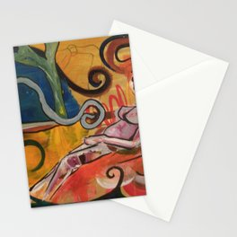 We Are...who Are We?  Stationery Cards