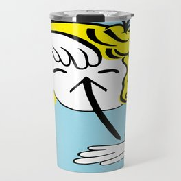 ASL Learn Travel Mug