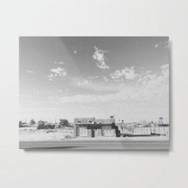 DESERT V / Twentynine Palms, CA Metal Print