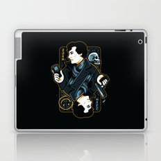 The Detective of 221B Laptop & iPad Skin