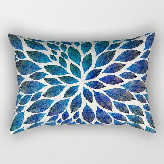Petal Burst #15 Rectangular Pillow