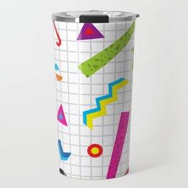 Breaking Atoms Travel Mug