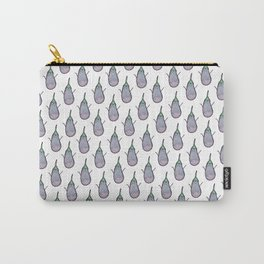Crazy aubergines Carry-All Pouch