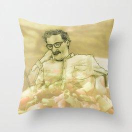 Joaqu-in Salad Throw Pillow