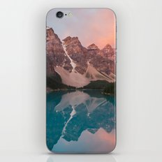 Moraine Lake Canada #photography iPhone & iPod Skin