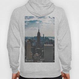NEW YORK - CITY MANHATTAN - EMPIRE STATE BUILDING - PHOTOGRAPHY Hoody