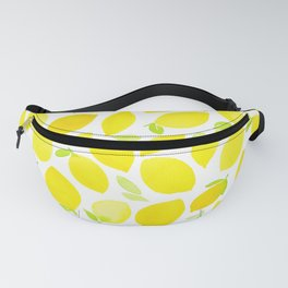 Beautiful Lemon Pattern Fanny Pack
