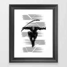 the assassin 2  Framed Art Print