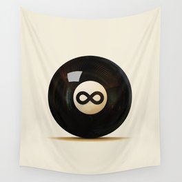 Infinity Ball Wall Tapestry