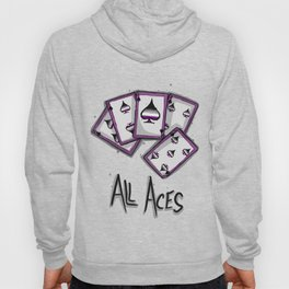 All Aces Hoody